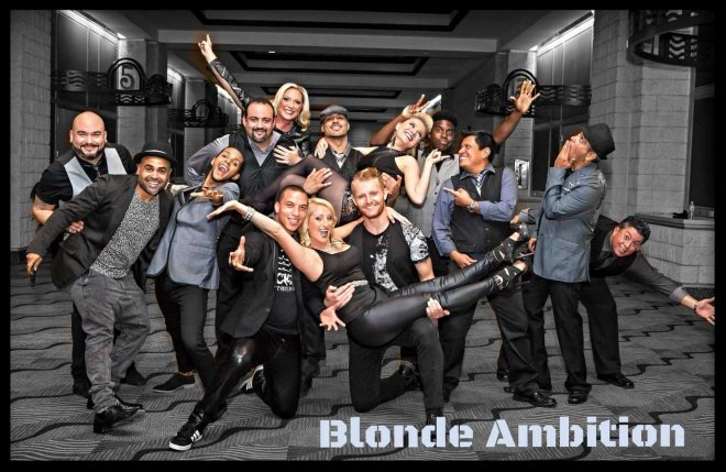 Blonde Ambition a group musical artists at Foreman Productions, Inc. Southwest Florida's talent booking, talent management and event consulting agency.