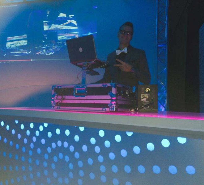 DJ BoTY, a Florida wedding DJ managed by Foreman Productions, Inc. Southwest Florida's premier talent booking, talent management and event consulting agency.