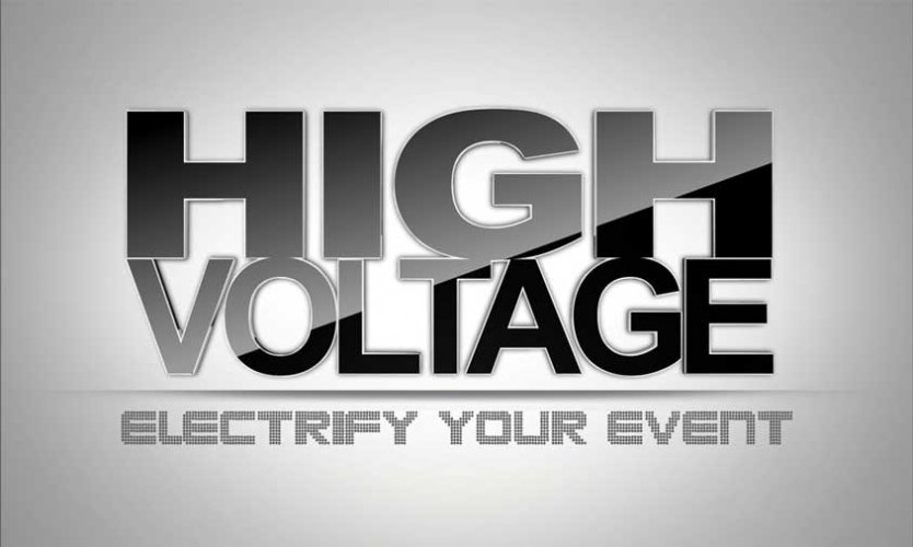 High Voltage band, a group of musical artists endorsed by Foreman Productions, Inc. Southwest Florida's premier talent booking, talent management and event consulting agency.