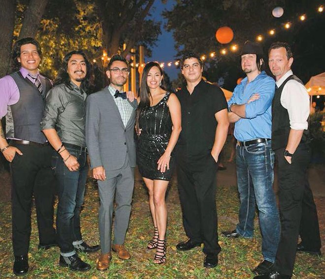 Winslow and the Rockfellers a musical artist group managed by Foreman Productions, Inc. Southwest Florida's premier talent booking, talent management and event consulting agency.